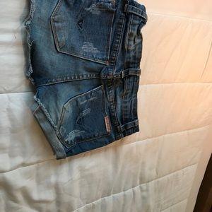 Hudson jean short